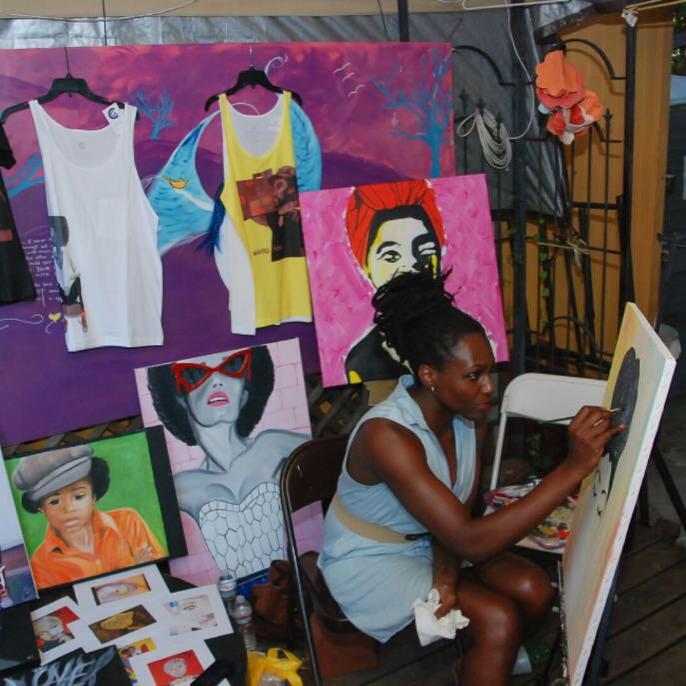 Abiola Wabara: Art Entrepreneur